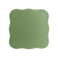 Square Scalloped Edge Placemats