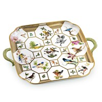 Reserve Birds of Herend Tray