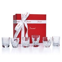 "Baccarat ""Take a Shot"" Glasses"