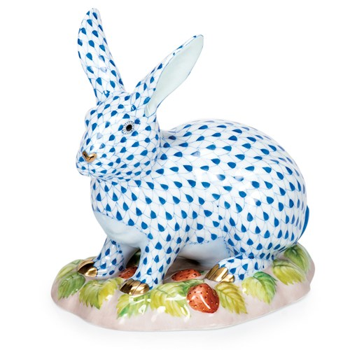 Herend Berry Bunny