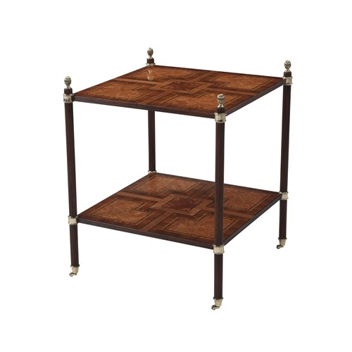 Monroe Two Tier Accent Table