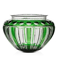 William Yeoward Limited Edition Emerald Centerpiece Bowl