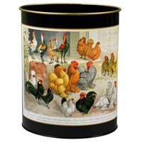 Chicken Wastebasket
