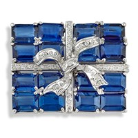 Royal Blue Kyanite Gift Package Pin