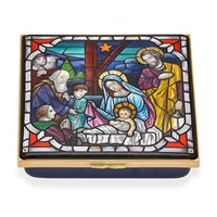 Halcyon Days Nativity Scene Box