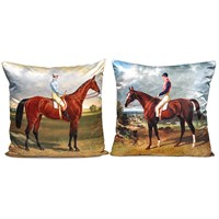 Herring Jockey Pillows