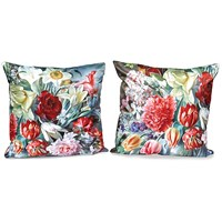 Regal Floral Pillows