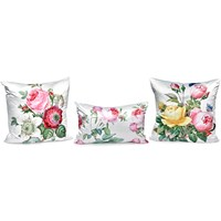 Fascination Rose Pillows