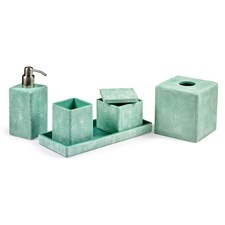 Reen Turquoise Bathroom Accessories