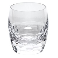 Moser Fusion Double Old Fashioned Glass, Clear