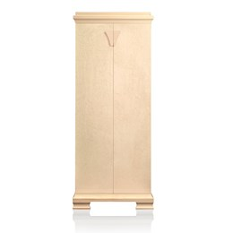 Cream Armoured Jewelry Armoire Safe