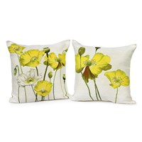 Poppy Pillows