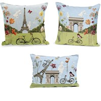 Parisian Tapestry Pillows