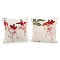 Fuchsia Tapestry Pillows