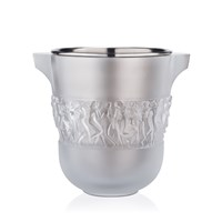 Lalique Crystal Bacchantes Champagne Cooler