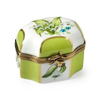 Lily of the Valley Trunk Box