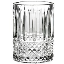 St. Louis Crystal Oval Vase, Small