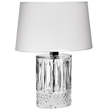 St. Louis Crystal Tommy Table Lamp