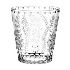 William Yeoward Crystal Fern Champagne Bucket with Bottle Holder
