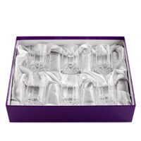 William Yeoward Crystal Vesper Gift Box of 6 Whiskey Tumblers