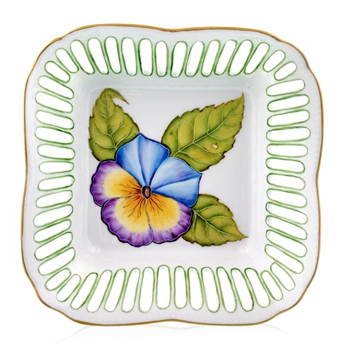 Anna Weatherley Flower Dish, Small