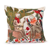 Musical Monkeys Pillow