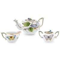 Anna Weatherley Butterfly Tea Set