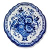 Blue Royal Delft Handpainted Plate