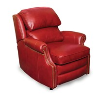 Kennedy Power Lift Recliner, Ruby