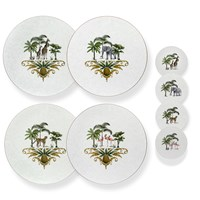 Out of Africa Table Mats and Coasters