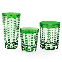 William Yeoward Crystal, Lulu Emerald Collection