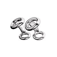 Christofle Idole De Christofle Sterling Silver Cufflinks