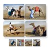 Omani Camel Table Mats and Costers