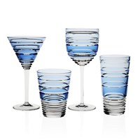 William Yeoward Crystal Marina Collection, Blue