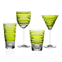 William Yeoward Crystal Marina Collection, Green