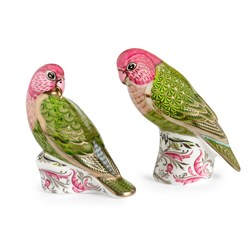 Royal Crown Derby Majestic Love Birds