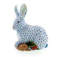 Herend Winter Bunny