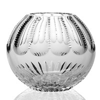 William Yeoward Crystal Rose Bowl, Karen Collection