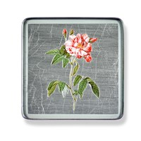 Square Flower Coasters