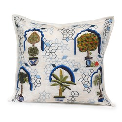 Mughal Planter Pillows