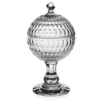 Willliam Yeoward Crystal Salome Covered Centrepiece