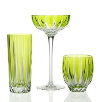 William Yeoward Crystal Vita Collection, Green