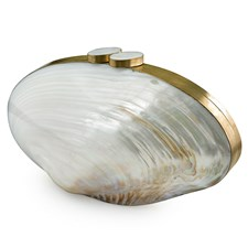 Kabibe Shell Clutch