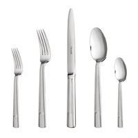 Christofle Hudson Stainless Steel Dinnerware