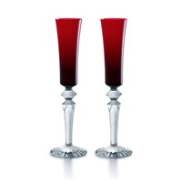 Baccarat Mille Nuits Flutissimo Collection, Set of 2