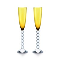 Baccarat Véga Flutissimo Collection, Set of 2