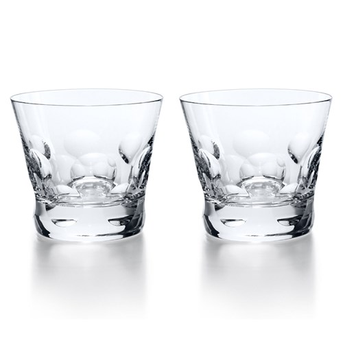 Baccarat Béluga Tumbler, Set of 2