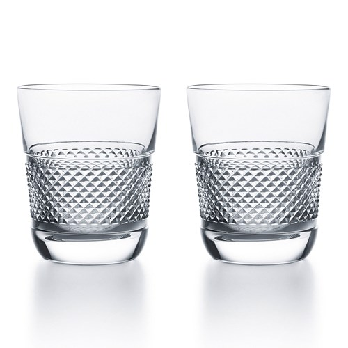 Baccarat Diamant Collection, Set of 2