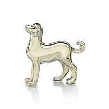 Baccarat Zodiac Dog Collection