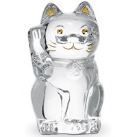 Baccarat Cat Maneki Neko Collection